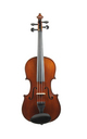 E. R. Schmidt & Co., 1/2 sized violin, approx. 1900 - top
