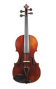 Ludwig Otto, Cologne, violin 1854 - top