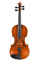 SALE Old Czech violin full of character, made in the Italian style, c.1910