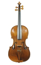 English violin, John Johnson school, approx. 1750
