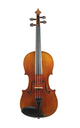 3/4 - sized Neuner & Hornsteiner violin 1877 - top