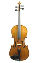 German violin after Jacobus Stainer - top view