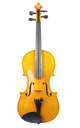 German master violin. Made by Herbert Schmidt in Gelsenkirchen, 1965 - top