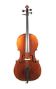 Antique French 3/4 cello by J.T.L., approx. 1880
