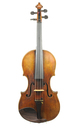 German master violin, late 19th century, a fine Michele Deconet copy - Decke
