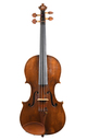 18th century English violin, approx. 1760. Probably James Preston