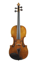 Sebastian Dalinger, Viennese violin made in 1798 - top