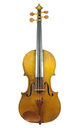 Classical violin from Saxony, approx. 1900
