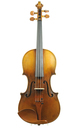 Antique German violin from Saxony, approx. 1920