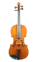Student violin, Markneukirchen - top