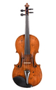 Historic master violin from the Vogtland region, circa 1780-1800