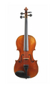 1/2 - sized Mittenwald violin, circa 1860 - top