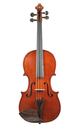 J. K. Edson, English violin, 1987 - top