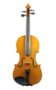 Contemporary German soloist violin, Bernhard Gerstner, Ulm 1995 - top