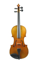 3/4-sized fine Mittenwald violin by J. A. Baader - top
