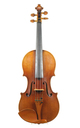 WORKED OVER AND TONALLY IMPROVED: Ernst Heinrich Roth, Markneukirchen, fine 1922 violin - Guarnerius model