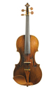Fine Mittenwald violin, Klotz school, approx. 1780 - top