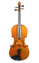 H. Emile Blondelet, old French violin, No. 235, made 1924