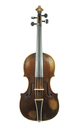 Baroque viola in original condition, Josef Klotz school