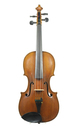 SALE Rare historic violin by Christoph Friedrich Hunger, Leipzig, 1776