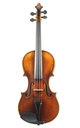Italian violin, Alfio Messina 1923 - top