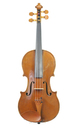 Powerful French violin, Remy Paris - table