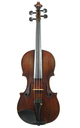 Powerful French violin, Remy Paris (certificate Bernard Millant) - table