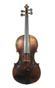 Fine viola, Mittenwald, approximately 1800