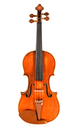 Interesting violin by Alajos Werner, Budapest 1910 - top