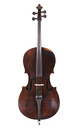 Very beautiful Viennese cello, approx. 1800 - 1820 - top