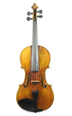 Max König, Munich, rare violin dated 1907