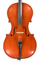 Attractive English Cello, oil varnished, approx. 1950