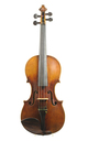 Fine 18th century Italian violin, probably Venice - top