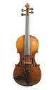 Fine 18th century Italian violin, probably Venice - two piece top of Italian Alpine spruce