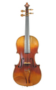 Fine antique Mittenwald Neuner & Hornsteiner violin, approx. 1860 - table