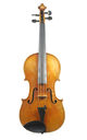 Justin Derazey, French violin dated approx. 1880