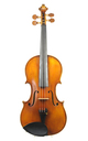 Fine Swiss master violin by August Meinel, 1926