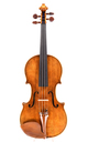WORKED OVER AND IMPROVED Contemporary master violin by Marc de Sterke