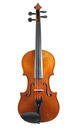Swiss Zurich violin by Gustav Altheim - table