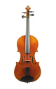 3/4 - rare and beautiful French violin - top
