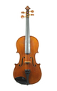 3/4 - warm and resonant sounding French 3/4 violin
