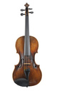 18th century Mittenwald violin - top