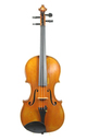 Fine French master violin. No 283 by Gustave Villaume, Nancy 1931