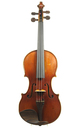 Powerful amtique Mittenwald violin, approx. 1830