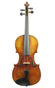 Antique 19th century Mittenwald violin, approx. 1850 - top