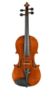 Charming antique French violin, Marque Apparut, 1936