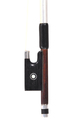 Modern German master violin bow. By Roderich Paesold - excellent