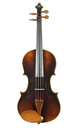 Armin Voigt violin, Markneukirchen, about 1930 - top