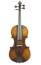 Southern German violin approx 1850 - top