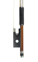 French 3/4 sized violin bow, Laberte - frog